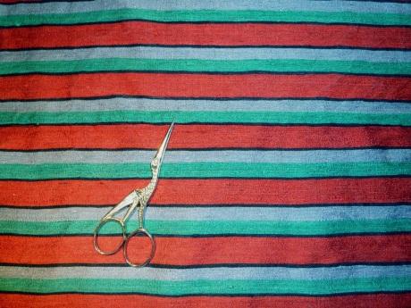 Rückseite Schal